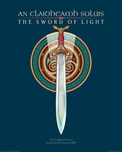 The Sword of Light Archival Print