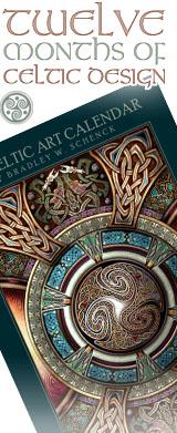 Celtic Knotwork Calendars