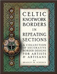 Celtic Knotwork Borders in Repeating Sections