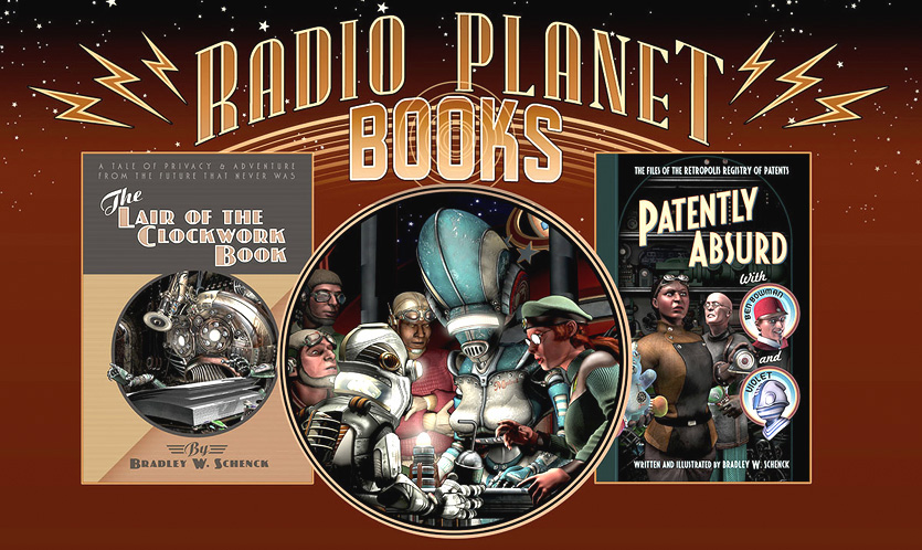 Radio Planet Books