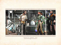 Thrilling Tales: Dr. Rognvald's Laboratory Archival Print