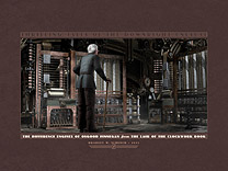 Thrilling Tales: The Difference Engines Archival Print