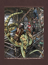 Thrilling Tales: The Terror of the Tentacles Archival Print